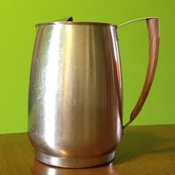 West Bend Water Pitcher - Mid Century Modern