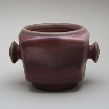 Loré, Beesel, the Netherlands. Designed by Matt Camps 1970s. marked B146-1 - Art Pottery