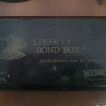 Liberty Bond Box