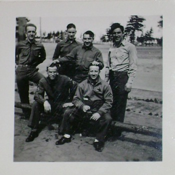Old Military Photographs
