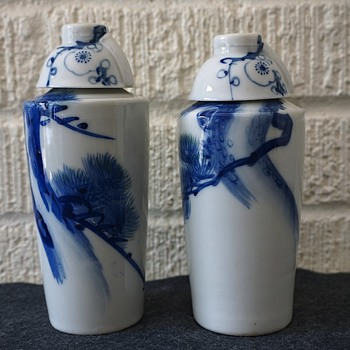 Sake Bottles? - China and Dinnerware