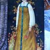 Russian Fedoskino Pegockuno (fairy tale) Laquered Plaque
