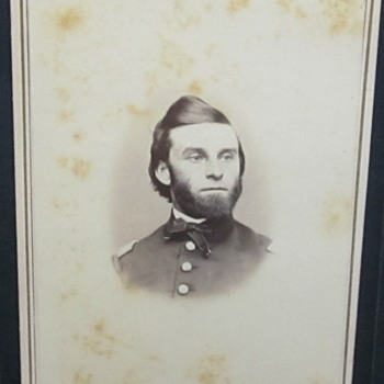 Lt. G. Strivits, 100th New York Regiment.