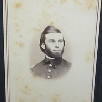 Lt. G. Strivits, 100th New York Regiment. - Photographs