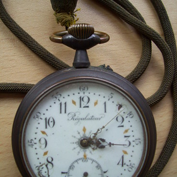 Regulateur  Pocket Watch
