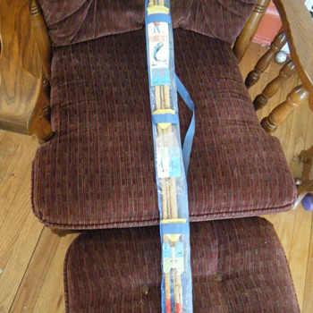 VINTAGE BAMBOO FISHING POLE