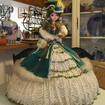 Antique Italian Doll(Lenci?) - Dolls