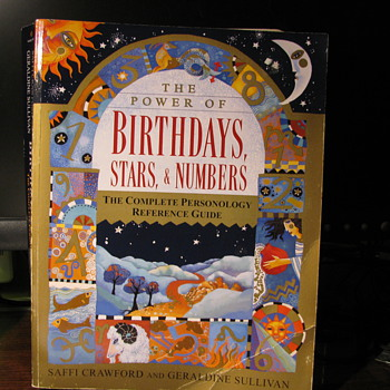 Birthday Astrology and Numerology Book - Books