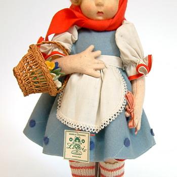 My Lenci Doll - Dolls