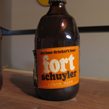 Fort Schuyler Beer