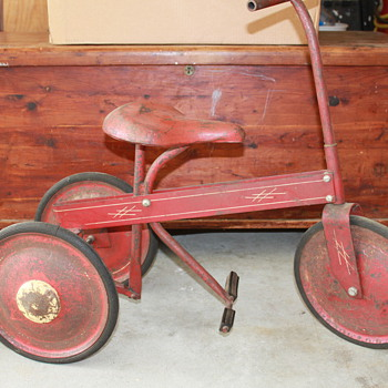 Vintage Tricycle - Toys