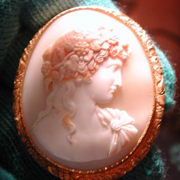 Museum quality Antinous Vertummus - Victorian Era