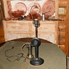 Stromberg Carlson Candlestick Telephone and Lamp