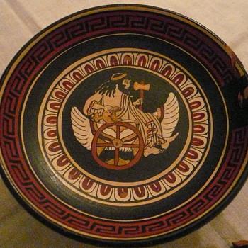 Attic Black cup - Art Pottery