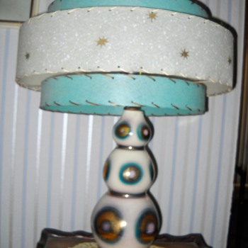 50'S ATOMIC LAMP - Lamps