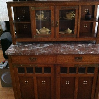 Onder den Sint Maarten cupboard - Furniture
