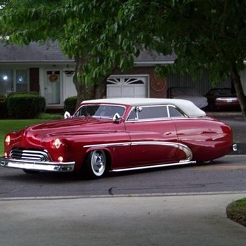 1949 Lincoln  (Baby Linc)