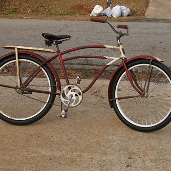 1941 Belknap Skiptooth Unrestored - Outdoor Sports