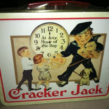 Cracker Jack Lunch Box - Kitchen