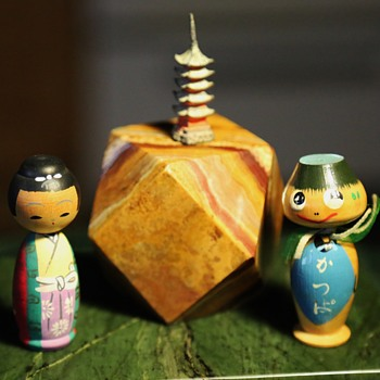 Kokeshi Dolls? - Asian