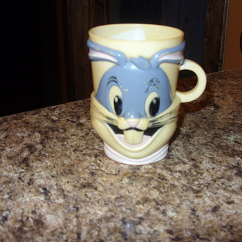 bugs bunny cup
