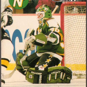 1990 - Hockey Cards (Minnesota North Stars) - Hockey