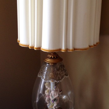My gorgeous mystery lamp