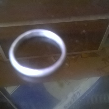 Spooned Coin Rings