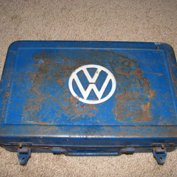 Vintage VW Tool Kit  - Tools and Hardware