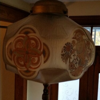 Foyer Hanging Light - Lamps