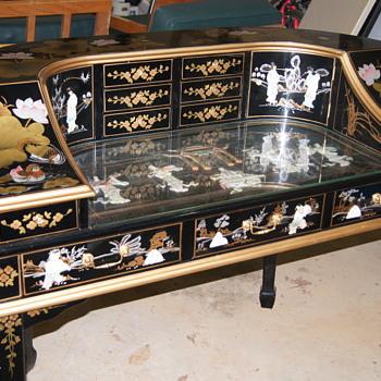 Oriental Desk
