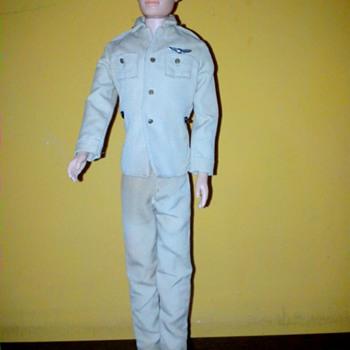 Vintage Ken Doll
