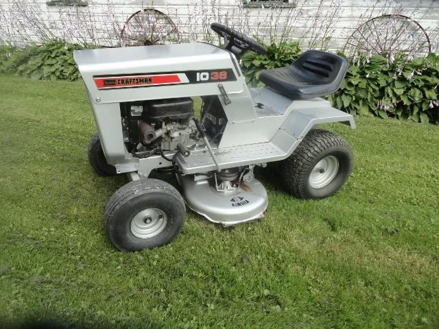 craftsman gold 6.25 lawn mower manual