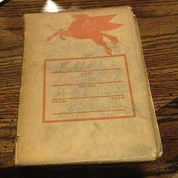 Pegasus school book cover