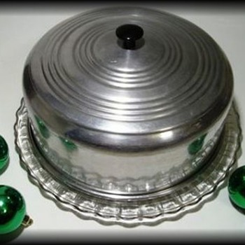 Aluminum Metal Cake Carrier Saver