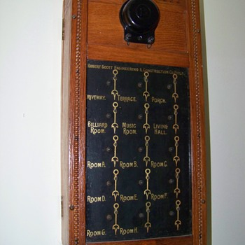 Hotel Call Box - Telephones