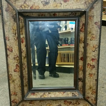 MIRROR FOUND IN THRIFT SHOP PAID  $19.99 WORTH 299.99 IN 2002-3 - Furniture