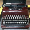 Sterling Corona Typewriter