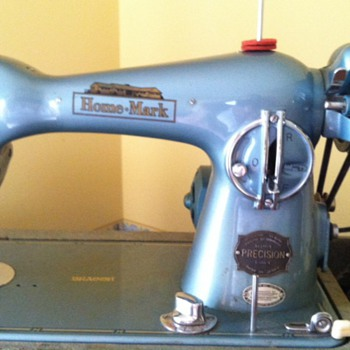 Home Mark Sewing Machine - Sewing