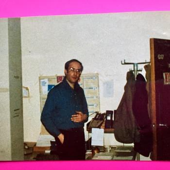 1984-at workplace -Birmingham-edgbaston -dhss office.