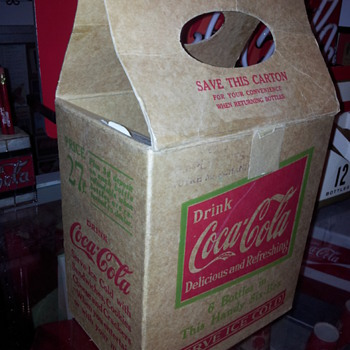 My Favorite Coca-Cola Carrier