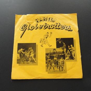 Harlem Globetrotters 45 Record