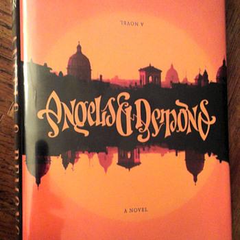 Angels & Demons book