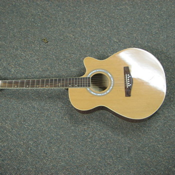 Kenvai Guitar need information on this maker