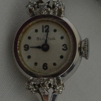 1954 Bulova Ladies watch