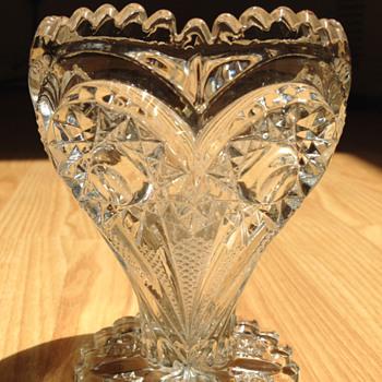 Mom's Vase - Glassware