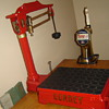 Antique Gurney weight scale