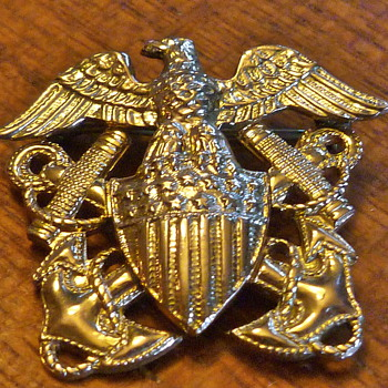 10k wwii us navy officer Pin ? - Military and Wartime