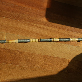 Antique Moroccan Walking Stick  - Mens Clothing