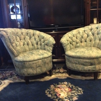 Fireplace chairs?